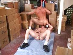 Muscle men moving company